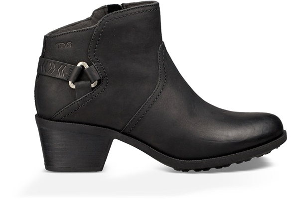 Teva Foxy Low Waterproof Leather Boots,