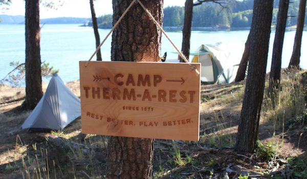 "New Tents Round Out ""Camp Therm-a-Rest"" Line-Up"
