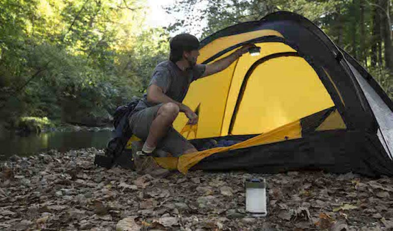 Thermacell's New Scout Lantern Offers 12 Hours of Protection From Bugs
