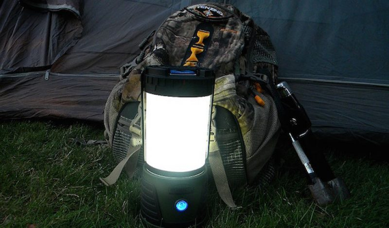 This Lantern Will Make Your Next Camping Trip Much Better