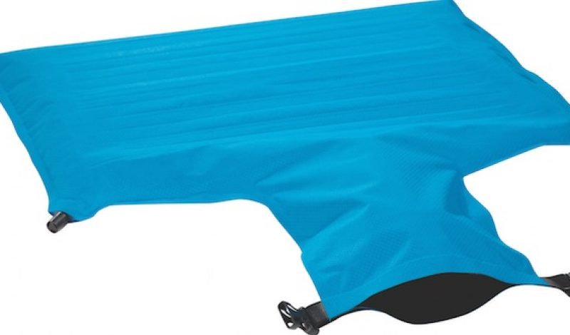 Video: Therm-a-rest's New Fast Inflating Sleeping Pad