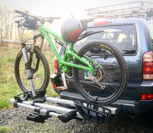 With the T2 Pro Thule eliminated the spar hanger all together opting for two fixed welded plates built into the main stinger assembly (formerly u201chitch ... & Thule T2 vs. T2 Pro Bike Racks: What You Need to Know | Gear Institute