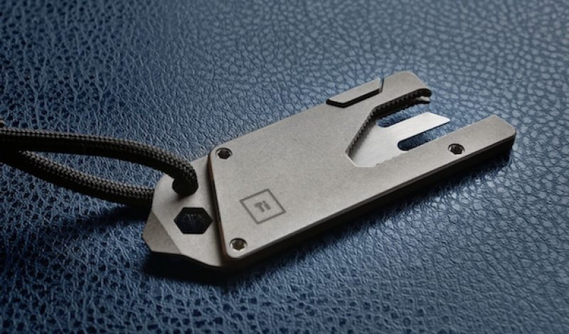The Titanium Multitool is a Mighty Might of Productivity