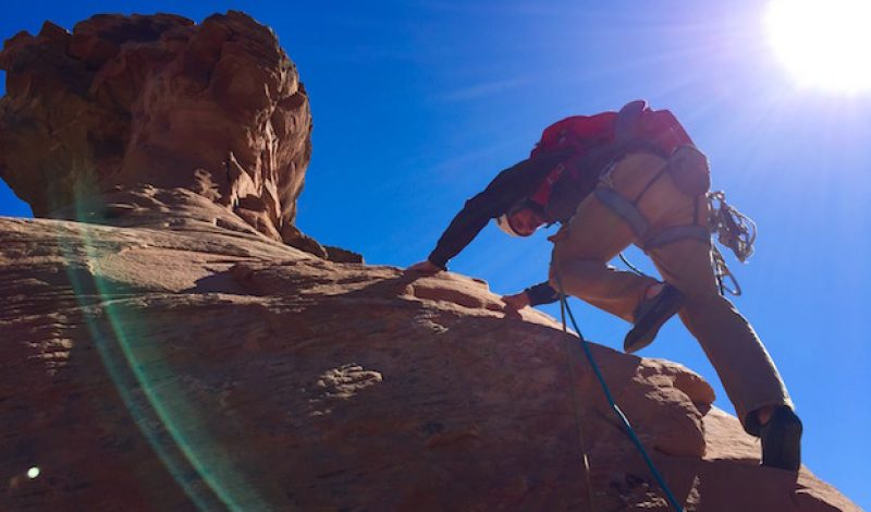 The Perfect Kit: Desert Tower Climbing