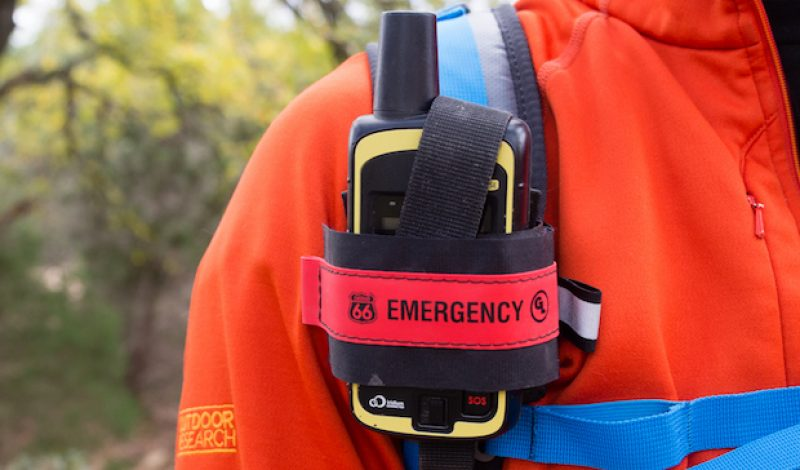 Keep Your DeLorme inReach or SPOT Messenger Secure with This Product