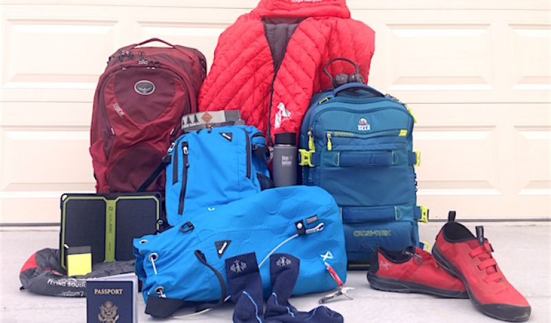 Adventure Travel Essentials Make Getting There Half the Fun