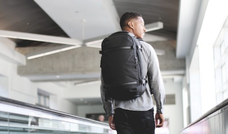 You'll Never Have to Check A Bag Again With This Travel Backpack