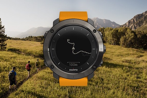 Suunto Focuses On Easier Navigation with New Traverse Watch