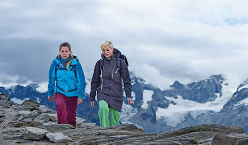 Mammut's Cool Take on Hot Women's Gear