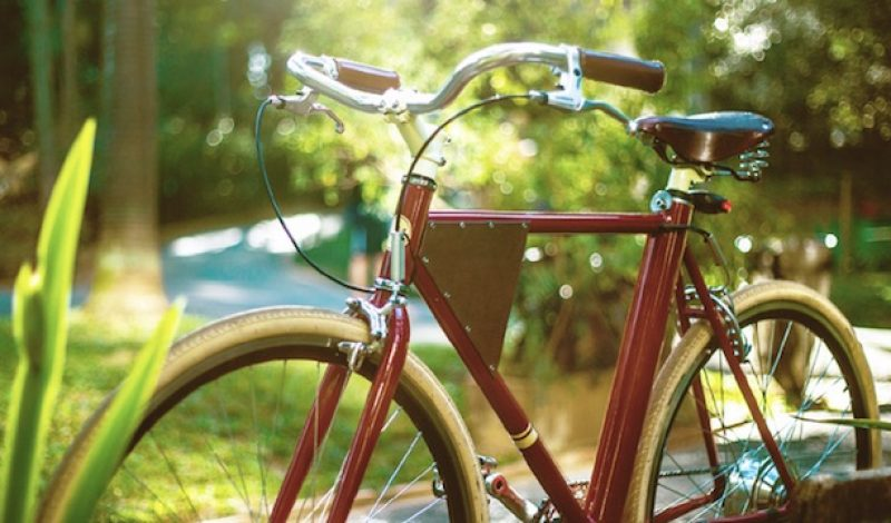 This Electric Bike Looks Like A Vintage Cruiser