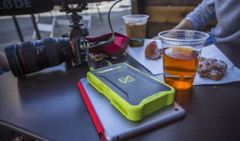 Goal Zero's Venture 70 Battery Pack Brings Portable Power to  the Backcountry