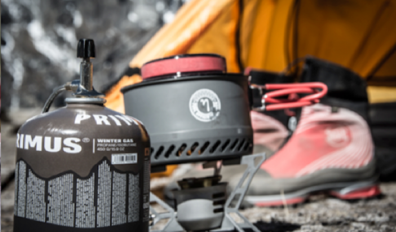 Winter Gas Powers Your Camp Stove Even in Frigid Conditions