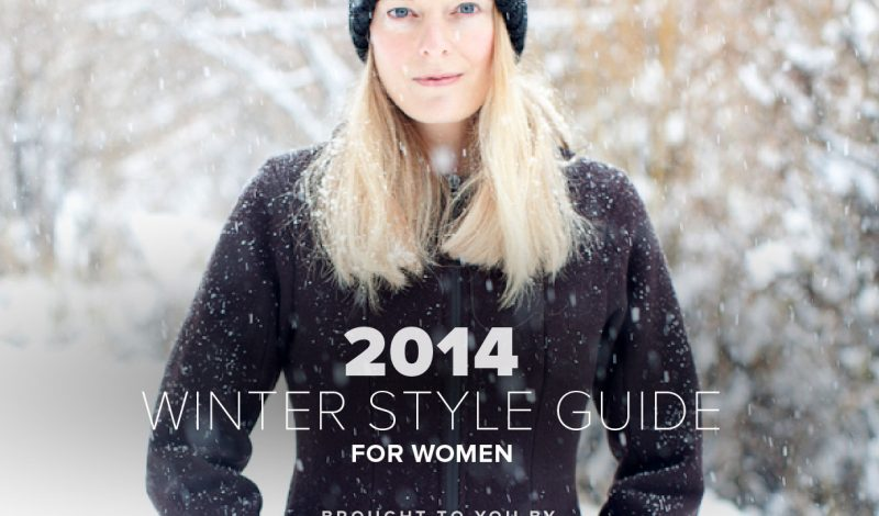2014 Winter Style Guide for Women