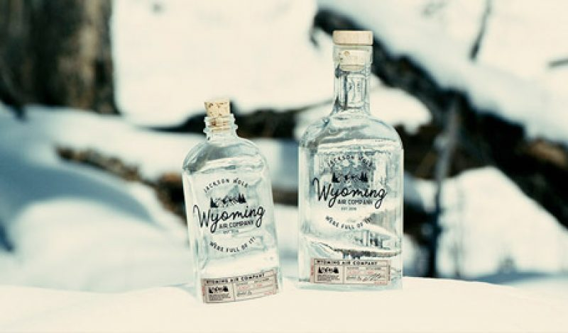 Wyoming Brand Makes Big Bet on Boutique Bottled Air