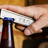 Yeti's Brick Bottle Opener is More Than Meets the Eye