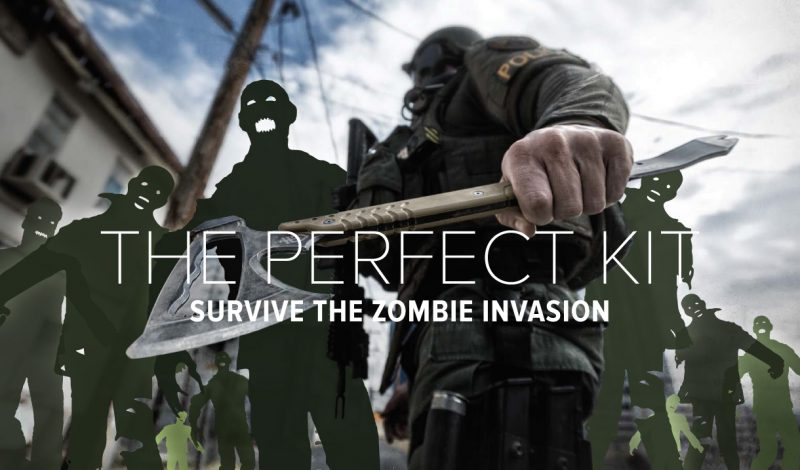 Best Gear to Survive a Zombie Invasion